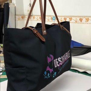 Desirable Destinations Travel Bag